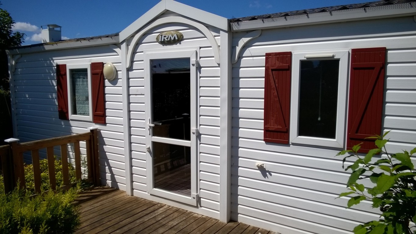 Housse De Canape Pour Mobil Home camping location mobil-home saint omer - camping le canchy **